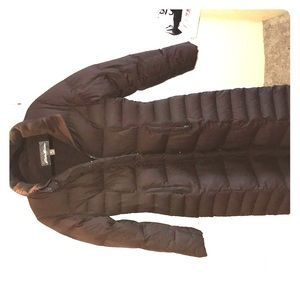 3/4 length Eddie Bauer Down jacket